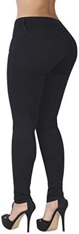 Curvify 765 Premium jeans ajustados que mejoran la forma de las nalgas para mujer
