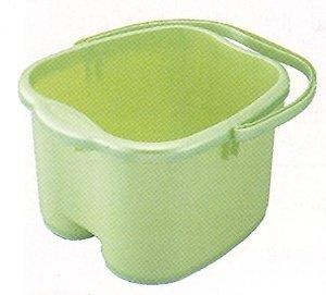 Inomata Green Foot Detox Massage Spa Bucket #0012