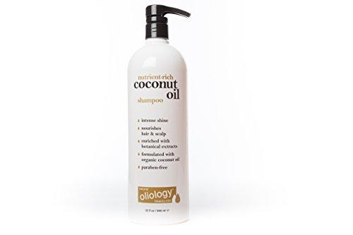 Shampoo Oil Coconut (Oliology Coconut (Shampoo))