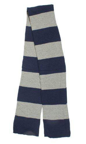 Acrylic Knitted Winter Stripe Warmer
