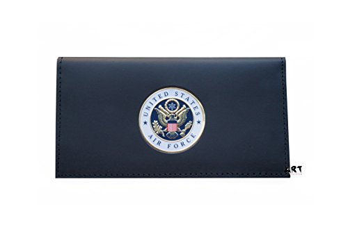 US AIR FORCE, Officially Licensed CHECKBOOK COVER with Medallion ()