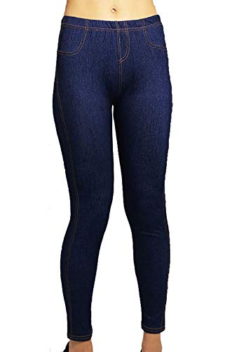 Donna Jeans Style With Blue Riddled Unita Tinta v6qfXz6w4n