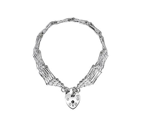Bracelet Charms en Argent Sterling Gate