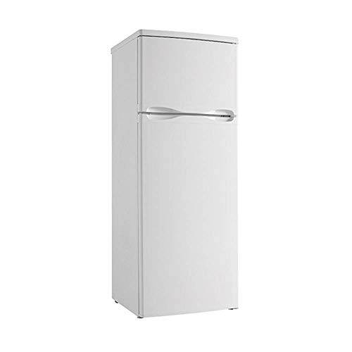 Danby 7.3 Cubic Feet 2 Door Slim Compact Apartment Sized Refrigerator, White