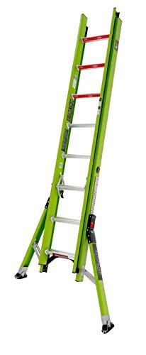 Little Giant Ladder Systems 17816 Hyperlite w/Sumo 16' Type IA Fiberglass Ext. Ladder w