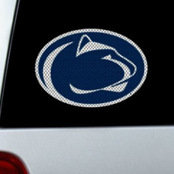 - NCAA Penn State Large Window Film, One Size, Multicolor