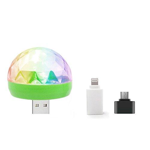 Portable Led Disco Lights