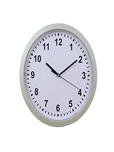 Nightfall wall clock, hidden security storage clock, creative wall hanging jewelry invisible safe clock storage - Chaise Box Jewelry
