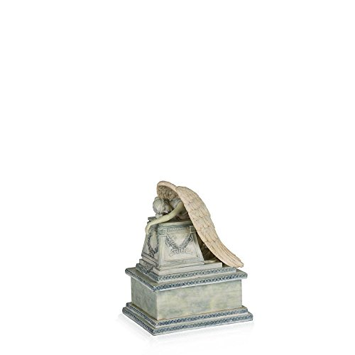 - Perfect Memorials Weeping Angel Cremation Urn Small