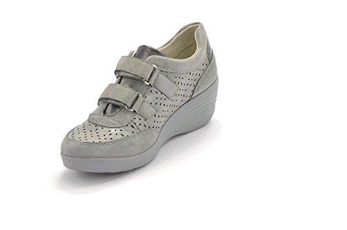 Stonefly Zapatillas Para Mujer Beige Size: 38
