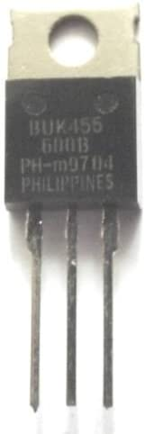 600B Trans Philips buk455 600/V 2,2/A 3p to-220ab MOSFET N-Channel