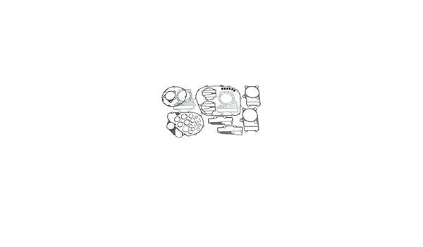 Vesrah Complete Gasket Kit Yamaha RZ350 84-85 VG-2024-M 972501 VG-2024