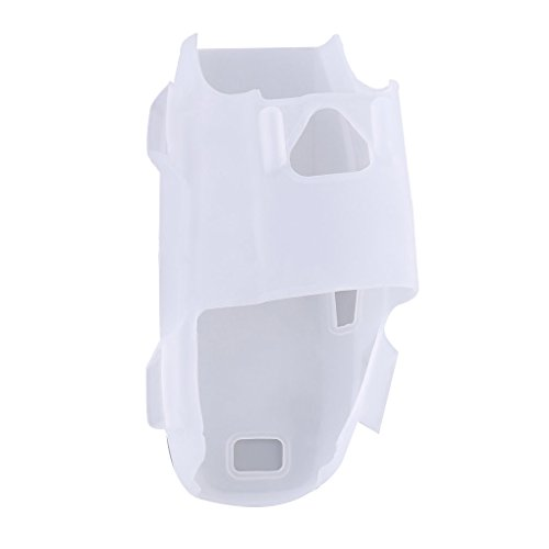 egalbest-soft-foldable-drone-silicon-cover-plane-body-protective-casing-sleeve-for-dji-spark-white