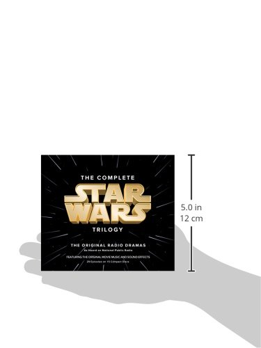 Star Wars: The Complete Trilogy by HighBridge Audio