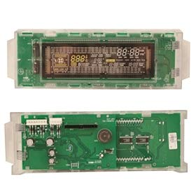 (Whirlpool WP9762810 Oven Parts Electronic Clock Oven Control)