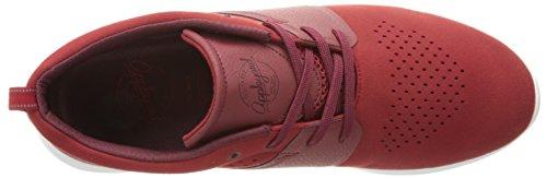 Globe Mahalo Lyt Chaussures De Skateboard Rouge / Blanc