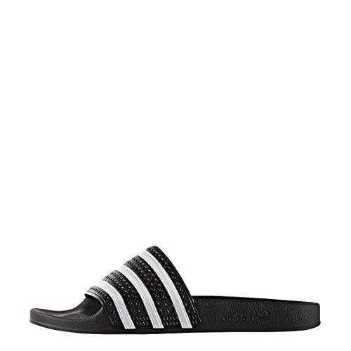 adidas – Ciabatte Adilette Adulto Unisex White Black rqrCUw