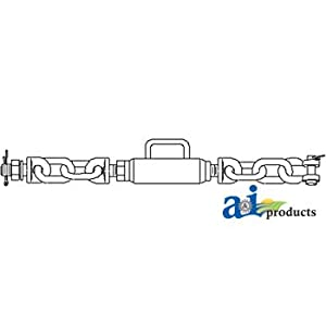 A&I - Check Chain Stabilizer (Compact Tractors 15 HP To 40 HP). PART NO: A-15...