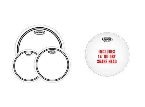 - Evans EC2S Clear Standard Pack (12