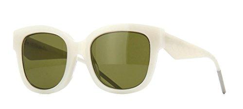New Christian Dior VERY DIOR 1N 6NM/A6 Milk/Grey (Very Dior Sunglasses)