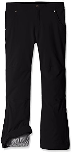 Obermeyer Girls Jolie Softshell Pant, X-Large, Black by Obermeyer