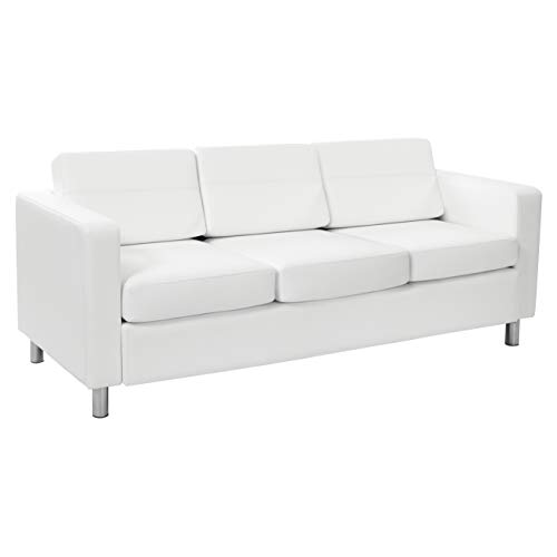 Ave Six Pacific Sofa Couch with High Performance, Easy ...