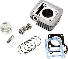 (BBR Motorsports 150cc Big Bore Kit with Cam 411-YTR-1201)