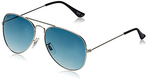 Creed UV Protection Aviator Sunglasses (CR-777|C26|58)