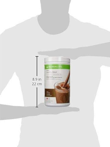 Amazon.com: Herbalife Formula 1 Nutritional Shake Mix, Dutch Chocolate, Net Wt. 27.5 OZ. (780G): Health & Personal Care