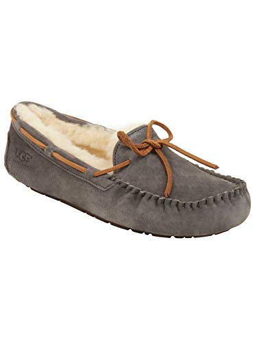 UGG Australia Women's Dakota Slippers,Pewter,US 9 US
