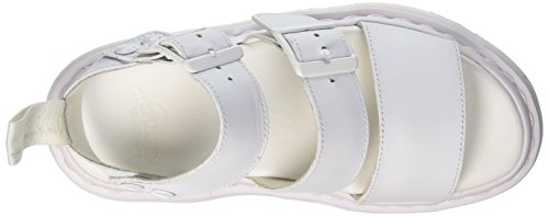 Gryphon Shore Martens Adult Sandals Bianco Dr Reinvented Unisex 51tnxqqH