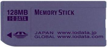 MS Genuine Sony 128MB Tarjeta de Memoria Stick MS largo Para Cámara Sony Modelo Antiguo
