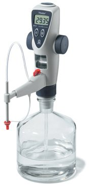 BRANDTECH SCIENTIFIC 6636 Filling Valve with Olive-Shaped Nozzle for Titrette Bottletop Burettes