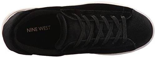 Nine West Womens Palyla Fabric Fashion Sneaker Black kHAZoBTEAo