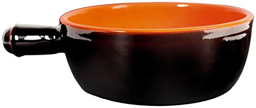 Silva Terre Umbria 1 Handle Terracotta Casserole 24 Cm Diameter Earthenware Italian Version Moroccan Uzbek Food Recipe Blog Online Shop