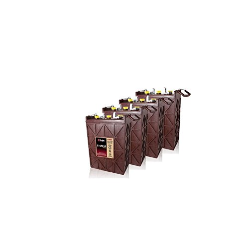 4x Trojan L16RE-B Flooded Lead Acid 6V Deep Cycle Battery for sale  Delivered anywhere in USA