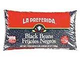 La Preferida Black Beans, 4-pounds (Pack of 3)