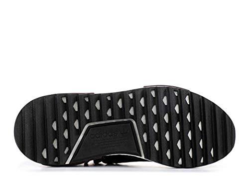 50aade4ae4177 adidas PW HU Holi NMD MC Equality AC7033 (4.5) Black Purple  Amazon.co.uk   Shoes   Bags