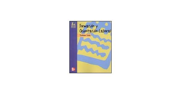 Formación y orientación laboral. Garantía social: Amazon.es: Vera Marín, Jerónimo: Libros