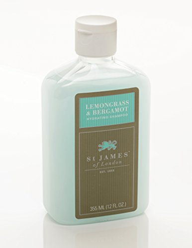 St James of London Lemongrass & Bergamot Hydrating Shampoo