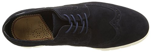 Jeans Wingtip Pepe Clive Marine Chaussures 585 Lacées Bleu Homme Oqd4Hdw
