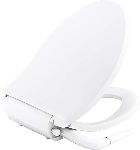 Brilliant Details About Kohler K 5724 0 Puretide Elongated Manual Bidet Toilet Seat White With Quiet Cl Beatyapartments Chair Design Images Beatyapartmentscom