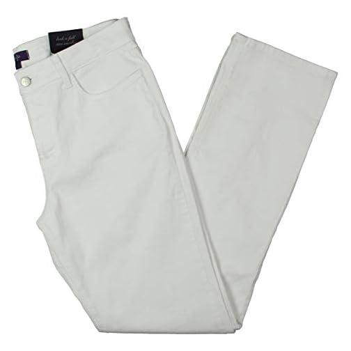 NYDJ Women's Marilyn Straight Leg Denim Jeans 3