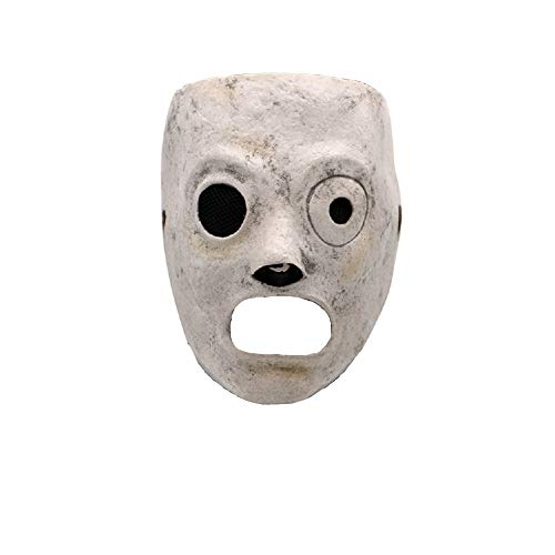 DJ Band Mask Cosplay Costume Accessories Halloween Latex Masks Props for $<!--$29.99-->