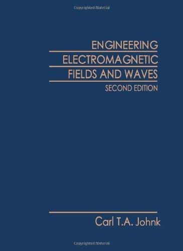 Engineering Electromag.Fields+Waves