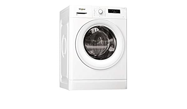 Whirlpool FWF81283W Independiente Carga frontal 8kg 1200RPM A+++ ...