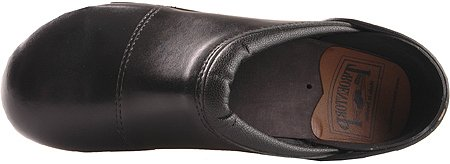 Troentorp Bastad Clogs Womens Picasso Wooden Clogs Black 7ILFhe3