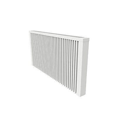 Anapont - Radiador eléctrico, color blanco, de gran calidad