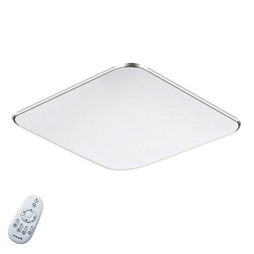 36W Dimmbar LED Modern Deckenlampe Ultraslim Deckenleuchte ...