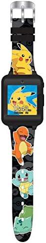 Pokémon Touchscreen Interactive Smart Watch (Model: POK4231AZ)